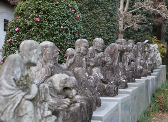 第二十五番札所 船尾山 柳沢寺